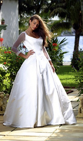 The Average Bridal Gown Costs $1,025 And A Premium Dress Can Set You Back  $2,000 To $3,000. Unfortunately When You Spend $1,025 On A Wedding Gown, ...
